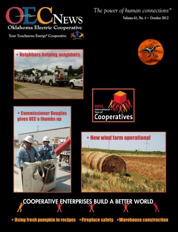 October - Oklahoma Electric Cooperative
