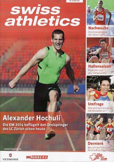 swiss athletics Magazin, PDF