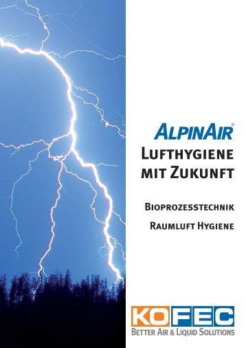 Folder - AlpinAir