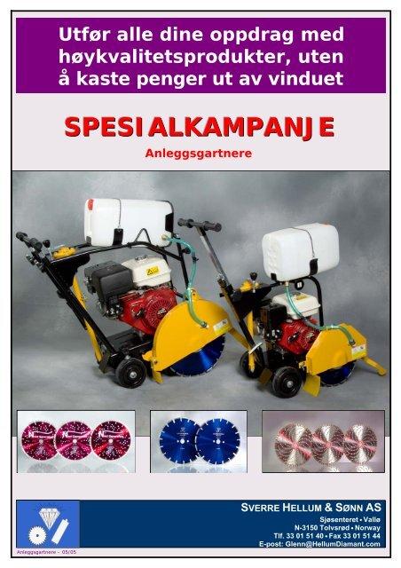 Anleggsgartnere PDF - Sverre Hellum & Sønn AS