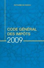 Code général des impôts 2009