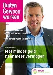 Magazine herfst 2012 - SBCM