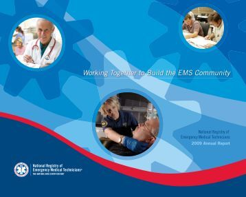 2009 Annual Report - National Registry of Emergency Medical ...
