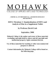 EDTA Titrations 1: Standardization of EDTA and ... - UCLMail.net