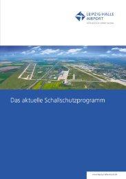 Das aktuelle Schallschutzprogramm - Flughafen Leipzig/Halle