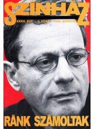 ludwik flaszen jerzy grotowski 1933-1999 - Színház.net