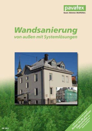 Von aussen mit System - Forum-HolzBau