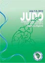 Informations générales Championnats d'Affrique Junior et Cadet ...
