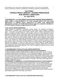 """Ivan Padjen """"TEORIJA PRAVA I DRŽAVE"""": UVODNO PREDAVANJE ..."""