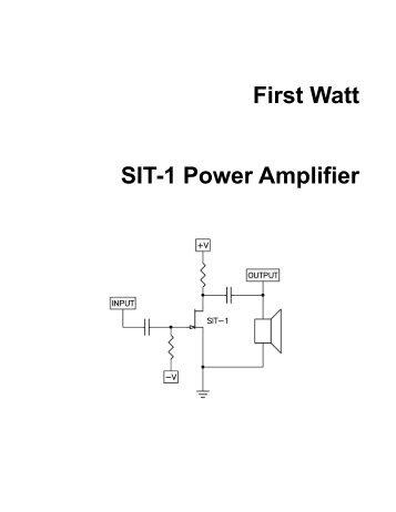 RF-5830H-PA001 / PA002 20 Watt HF/VHF Power Amplifier