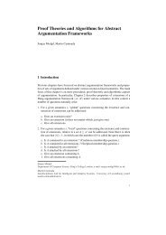 Proof Theories and Algorithms for Abstract Argumentation Frameworks