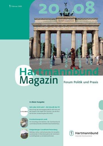 Neuregelungen PJ-V erütung Neue T arifv erträge KV - Hartmannbund