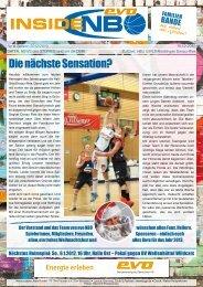 vom letzten Spiel - New Basket 92 Oberhausen