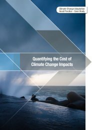 Quantifying the Cost of Climate Change Impacts - Local Government ...