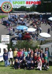 SPORT-REPORT Ausgabe 3/2010 - SC Poppenbüttel von 1930 e.V.