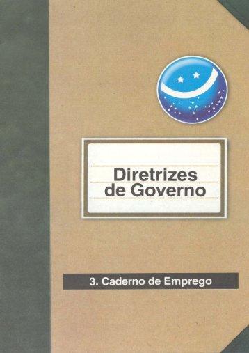 Caderno de Emprego