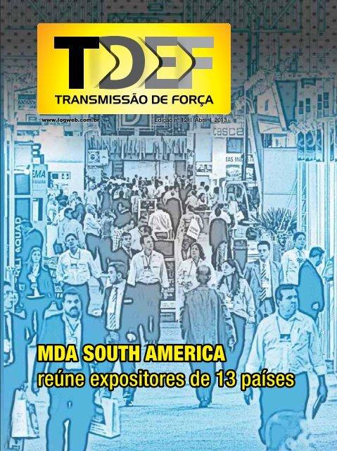 Edição 12 download da revista completa - Logweb