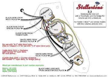 10 free magazines from stellartone.com concentric jazz bass wiring diagram 62 jazz bass wiring diagram