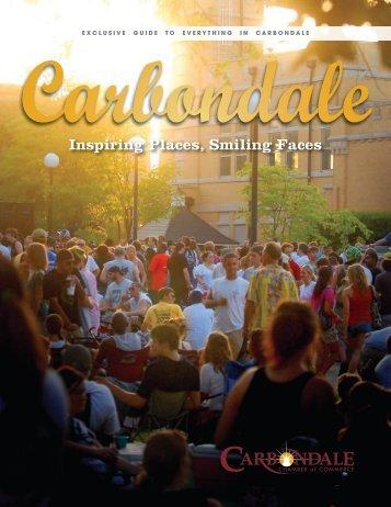 Inspiring Places, Smiling Faces - Carbondale, IL