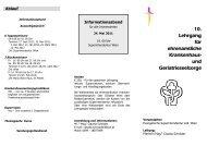Folder - Evangelische Kirche Wien