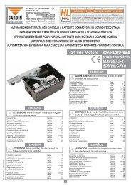 1 - Cardin Elettronica