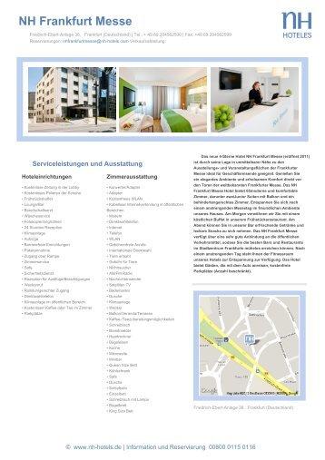 NH Frankfurt Messe - NH Hotels