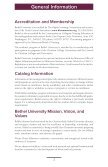 2013-2014 Catalog - College of Adult & Professional Studies - Page 7