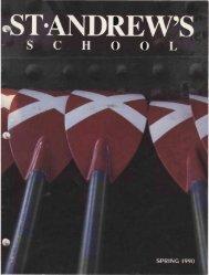 Alumni - Saint Andrew's School Archive - St. Andrew's School