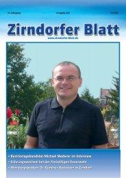 Zirndorfer Blatt Nr. 130 - Das Zirndorfer Blatt
