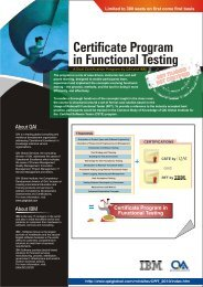 Certificate Program in Functional Testing _editscdr.cdr - QAI
