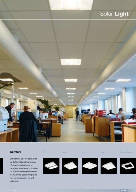 Comfort - Solar Danmark A/S
