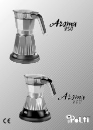AROMA 800-850 -SPA.qxp - Polti