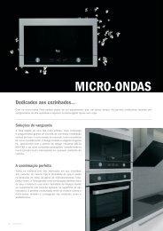 MICRO-ONDAS - TEKA