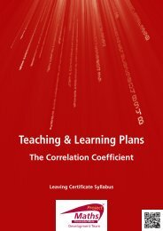Correlation Coefficient - Project Maths