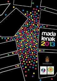 madalenak 2013 - Errenteria Herri Bizia