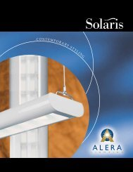 AL1033 - Solaris Brochure - Alera Lighting