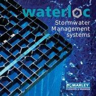 The Marley rainwater harvesting system - SIG Energy Management