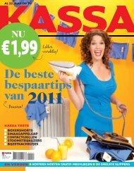 De beste bespaartips van 2011 - DigiBrochure