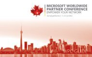 Microsoft Kompetenzen bei ALSO Actebis! - Worldwide Partner ...