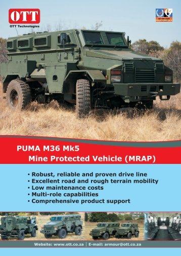 Resultado de imagen para Puma M36 Mk 6A