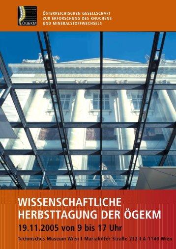 Herbstprogramm05_RZ.pdf - Österreichische Gesellschaft für ...