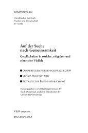 Europa sieht Deutschland - Osnabrücker Friedensgespräche ...