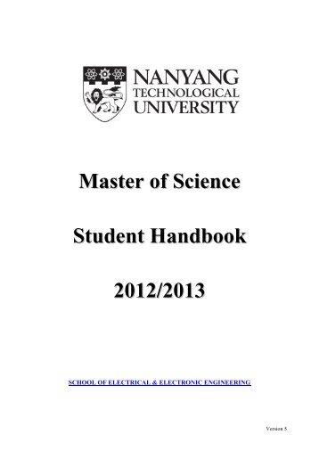 ntu eee dissertation