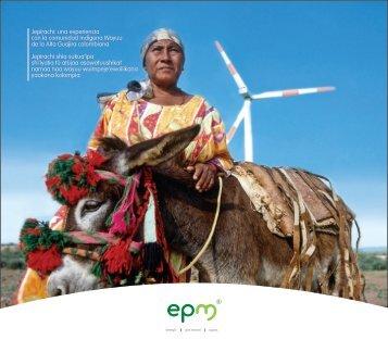 Jepírachi: una experiencia con la comunidad indígena ... - EPM