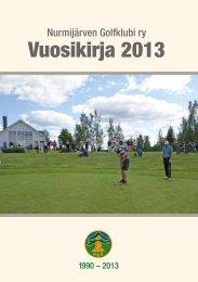 Vuosikirja ja Talon Tavat 2013