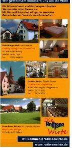 Pauschalangebot - Strandhaus Birkach - Seite 2