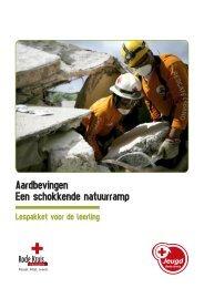 Lespakket voor de leerling - Tracing - Rode Kruis-Vlaanderen