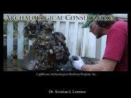 10-19-2012-RomanPres-4-ArchaeologicalConservation - Emmaf.org