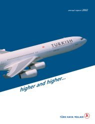 2002 Annual Report - Turkish Airlines