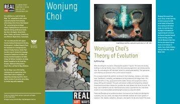 Wonjung Choi - Real Art Ways